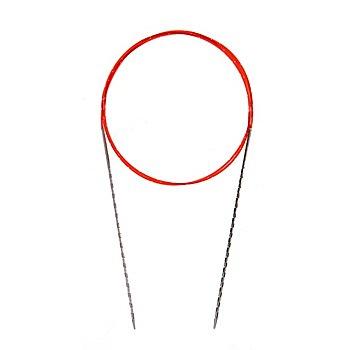 addi Aiguilles circulaires 'Novel', laiton, 60 cm