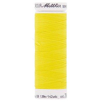 Mettler Seraflex, Stärke: 120, 130 m-Spule, gelb