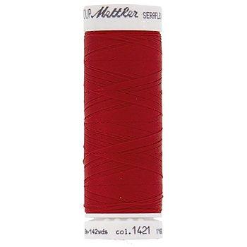 Mettler Seraflex, Stärke: 120, 130 m-Spule, rot