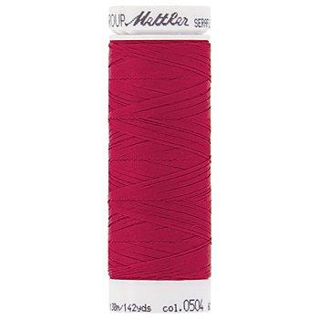 Mettler Seraflex - Fil pour machine à coudre, 120, 130 m, fuchsia
