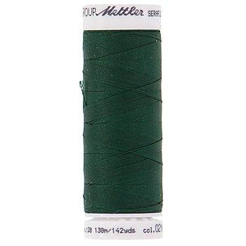 Mettler Seraflex, Stärke: 120, 130 m-Spule, tannengrün