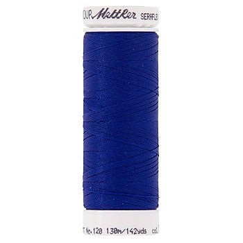 Mettler Seraflex, Stärke: 120, 130 m-Spule, blau