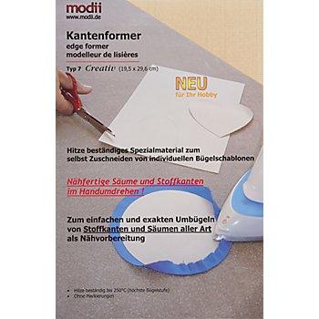 modii Kantenformer 'Creativ', 19,5 x 29,6 cm