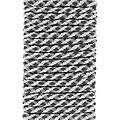 buttinette Anorakkordel, grau color, Ø 8 mm, Länge: 5 m