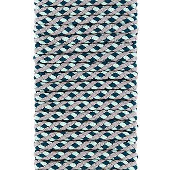 buttinette Anorakkordel, petrol color, Ø 8 mm, Länge: 5 m