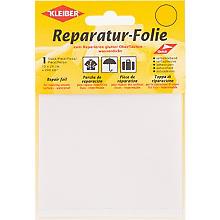 Kleiber Feuille pour réparations, transparent, 10 x 20 cm