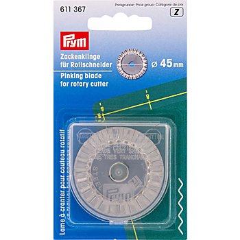 Prym Zackenklinge für Maxi Rollschneider 45 mm Ø, 1 Stück