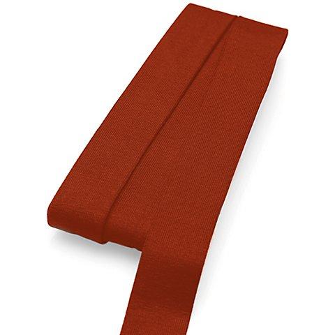 Image of buttinette Jersey-Einfassband, bordeaux, Breite: 2 cm, Länge: 3 m