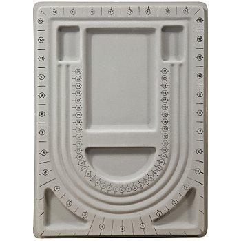 Fädelplatte, 32 x 24 cm
