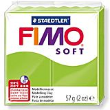Fimo-Soft, hellgrün, 57 g
