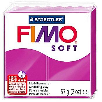 Fimo-Soft, pink, 57 g