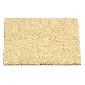 Kokos-Fußmatte 'Rechteckig', 40 x 60 cm