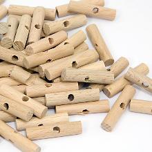 Holzstäbchen, 35 mm, 50 Stück