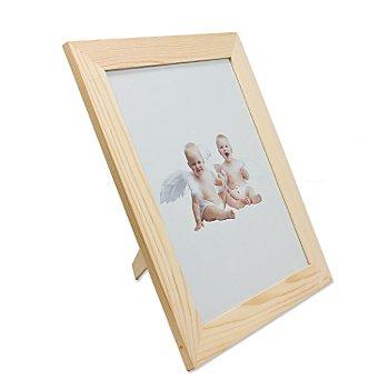 Bilderrahmen aus Holz, 25 x 30 x 1 cm
