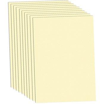 Fotokarton, creme, 50 x 70 cm, 10 Blatt