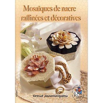 Livre 'Mosaïques de nacre raffinées'
