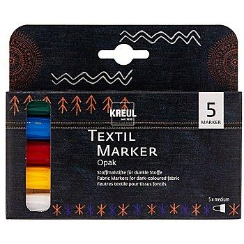 C. Kreul Feutres pour textiles