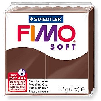 Fimo-Soft, braun, 57 g