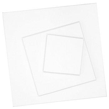Keilrahmen-Set 'Quadrat', 3 Stück in verschiedenen Grössen