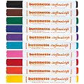 buttinette Stoffmalstifte-Set, 10er-Pack