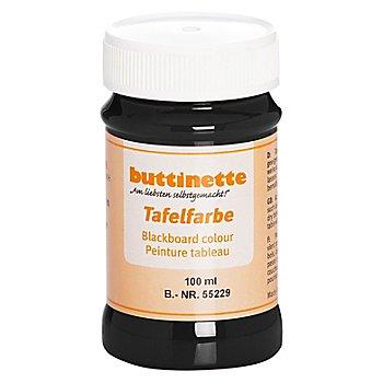 buttinette Tafelfarbe in verschiedenen Farbtönen, 100 ml