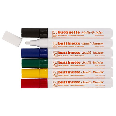 Image of buttinette Multi-Painter, 4 mm