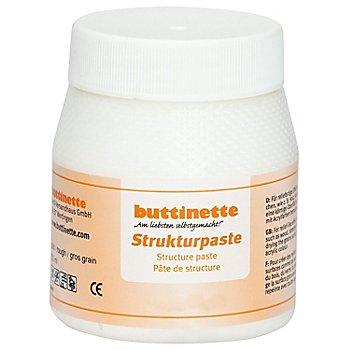 buttinette Strukturpaste, grob