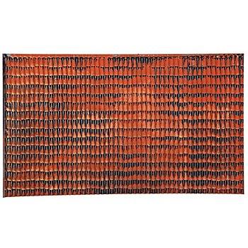 Kunststoffplatte 'Dachplatten', 38 x 22,5 cm
