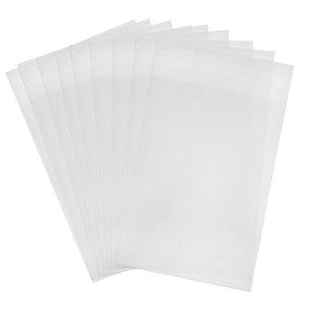 Schutzhüllen, transparent, 170 x 122 mm, 50 Stück
