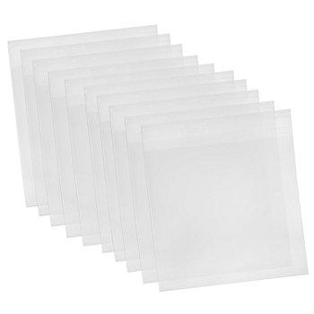 Schutzhüllen, transparent, 148 x 148 mm, 50 Stück