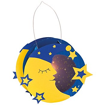 Laternenset 'Mond & Sterne'