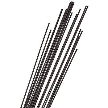 Fil de fer à tiger Ø 1,5 mm, noir