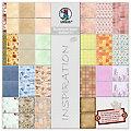 """Ursus Bloc de papier scrapbooking """"Edition 4"""", 30,5 x 30,5 cm, 44 feuilles"""