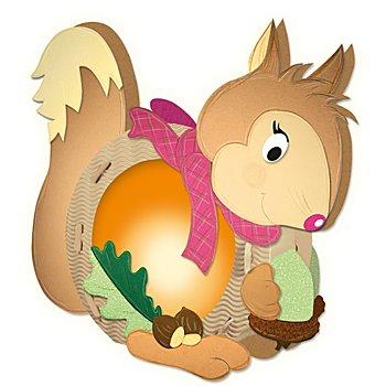 Ursus Laternen-Komplettset 'Eichhörnchen'