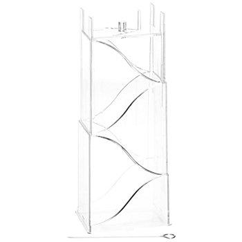 Temperaturfeste Gießform, Stufenform, 18,5 cm