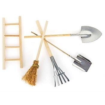 Dekowerkzeug-Set, 9,5 - 13 cm, 5-teilig