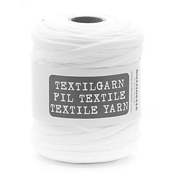 buttinette Textilgarn, weiss, 450 g