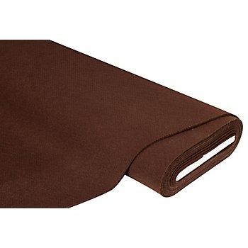 Textilfilz, Stärke 4 mm, dunkelbraun