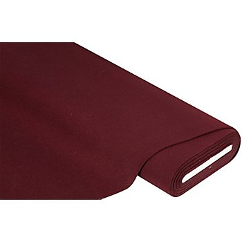 Textilfilz, Stärke 4 mm, bordeaux