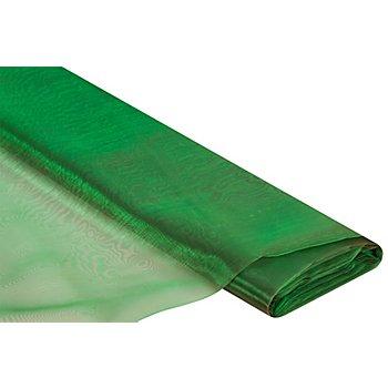 Organza 'Delhi', grün/rot