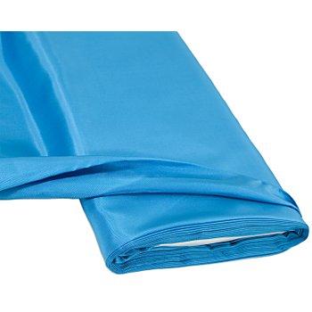 Tissu taffetas, turquoise