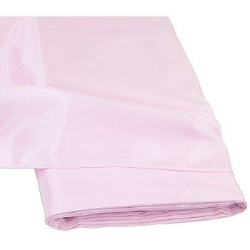 Tissu taffetas, rose