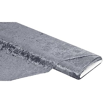 Pannesamt, grau