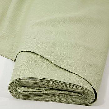 Vollzwirn-Tischwäsche 'Eva', mandelgrün, 180 cm