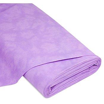 Tissu coton 'moiré', lilas