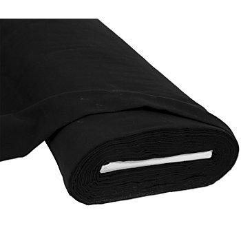 Tissu flanelle en coton, noir