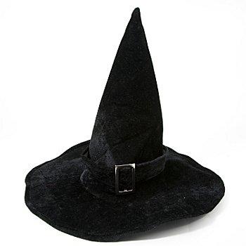 Hexenhut für Kinder, schwarz