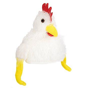 Kopfbedeckung 'Huhn'