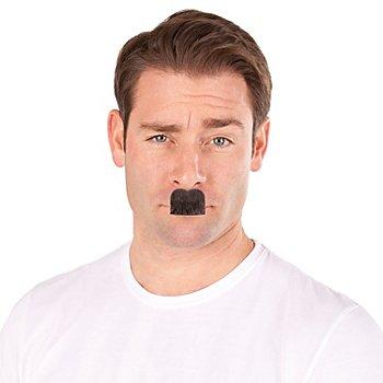 Moustache 'Charlie', noir