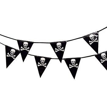 Guirlande à fanions 'pirate'